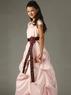 """Детское платье для девочки """"Дива"""" Розовое D 1147"""