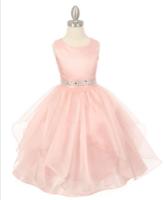 """Нарядное платье для девочки """"Бабочка"""" Розовое 1198"""