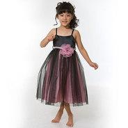 """Детское платье для девочки """"Фуэте"""" KD-264"""