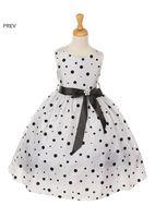 """Платье для девочки """"Мини Маусс"""" Белое 1097-3"""