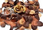 Лепестки роз (Шоколадные)  FL001