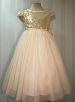 """Нарядное платье для девочки """"Рапунцель"""" 459"""