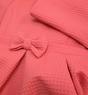 """Платье для девочки с длинным рукавом """"Вероника"""" Коралловое 2116"""