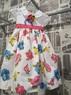 """Платье для новорожденной девочки """"Цветочек""""  111"""