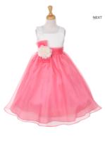 Нарядное платье для девочки Тулуза Коралловое 2058 KK