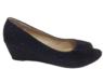 Нарядные туфли для девочек подростков Черные ST-102-15