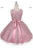 """Платье для девочки """"Хизари"""" Коралловое GG-3511"""