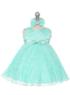 """Платье для новорожденной малышки """"Джорджия"""" GG 3527"""