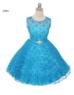 """Детское платье """"Джорджия"""" Синее GG-3527"""