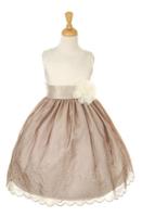 """Нарядное платье для девочки """"Нежность"""" 6321 KK"""