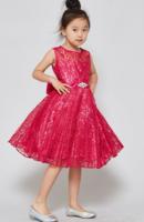 """Детское платье """"Джорджия"""" Фуксия GG-3527"""