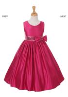 """Нарядное платье для девочки """"Монтана"""" Фуксия 6337 KK"""