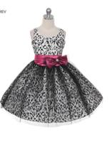 """Платье для девочки """"Шерелин"""" Черное GG-3490"""