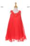 """Детское платье """"Женева"""" Красное 7003 CC"""