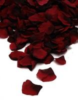 Лепестки роз  (Бордовые)  FL001
