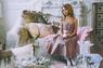 """Платье для девочки """"Хизари""""  Розовый GG-3511"""