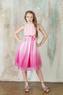 """Платье для девочки """"Альберта""""  Фуксия KD-322"""