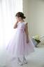 """Детское платье для девочки """"Ницца"""" Лавандовое D 1234"""