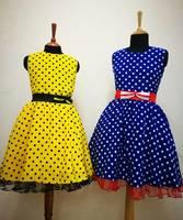 """Нарядное платье для девочки """"Стеляга"""" Желтое 1701"""