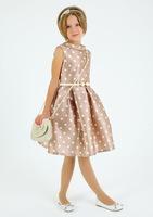 """Нарядное платье для девочки с сумочкой """"Джулия"""" 6726"""