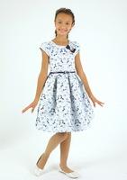 Нарядное платье для девочки Милашка 3935