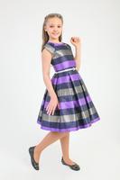 """Нарядное платье для девочки """"Эрика"""" Лавандовое 1802"""