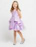 """Детское платье для девочки """"Мари"""" Лавандовое J-1239"""