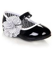 """Туфли для девочки """"Спринк"""" Черные YC 713"""