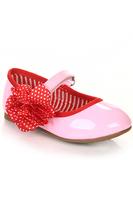 """Туфли для девочки """"Спринк"""" Розовые YC 713"""